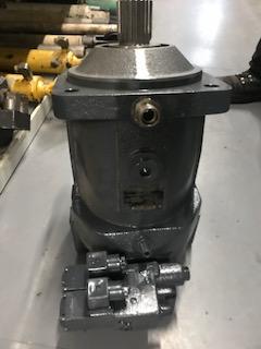 Drive motor Terex 863