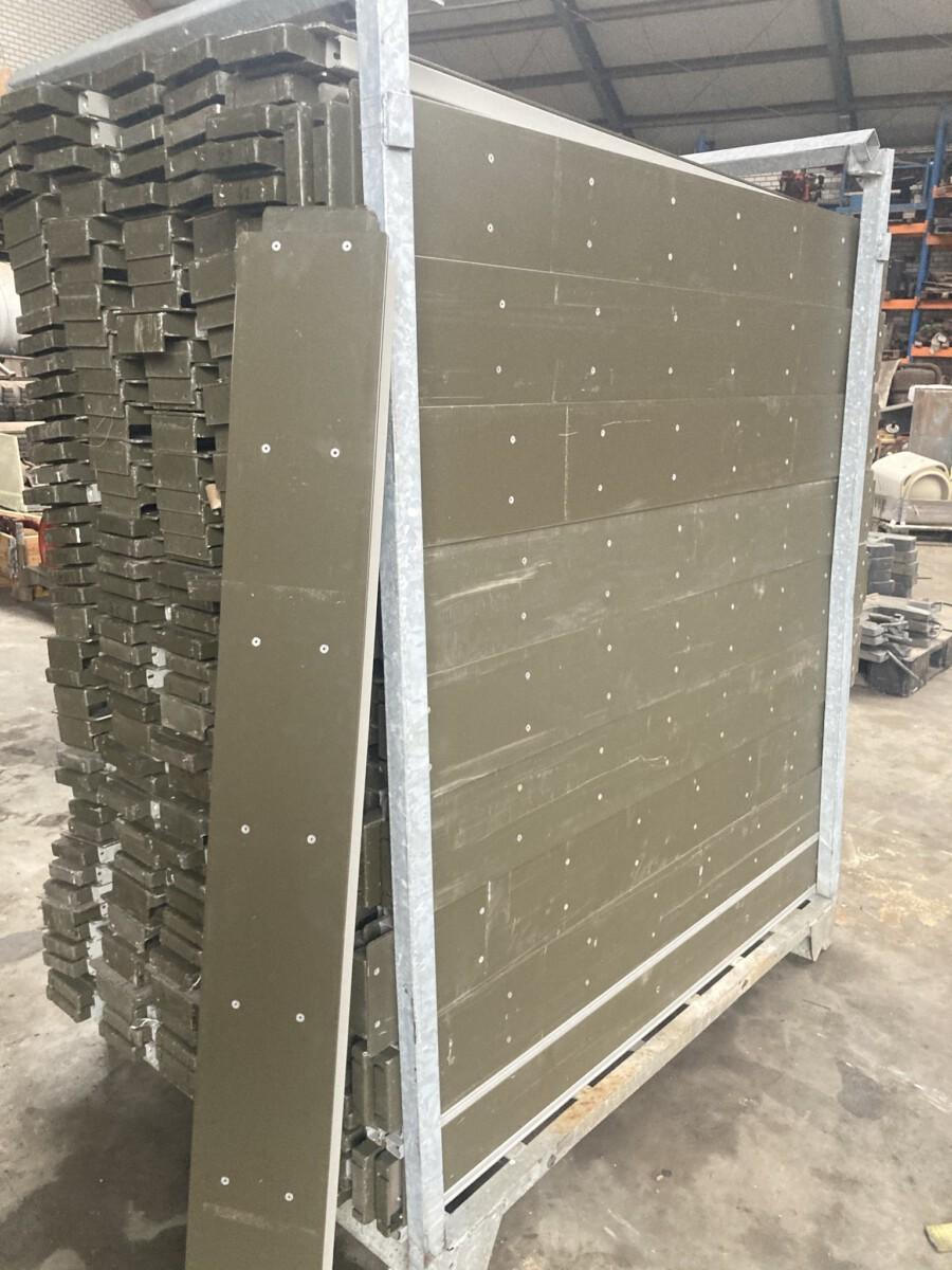 Aluminium legborden